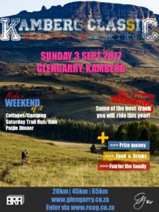 Kamberg Classic Poster 2017