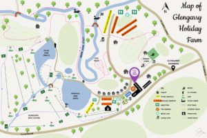 Glengarry Activities Map